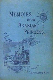 Memoirs of an Arabian Princess by Emily Ruete