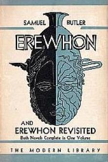 Erewhon Revisited by 1835-1902