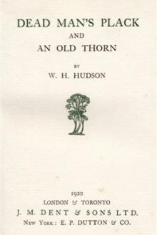 Dead Man's Plack; and an Old Thorn by William Henry Hudson