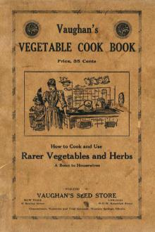 Vaughan's Vegetable Cook Book (4th edition) by Anonymous