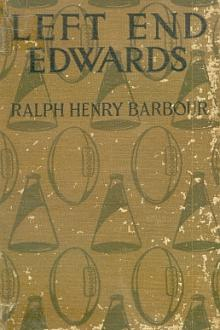 Left End Edwards by Ralph Henry Barbour