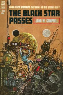 The Black Star Passes by John Wood Campbell
