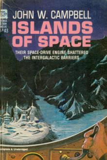 Islands of Space by John Wood Campbell