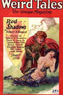 Red Shadows by Robert E. Howard