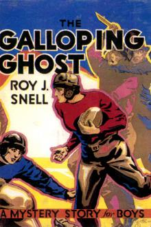 The Galloping Ghost by Roy J. Snell