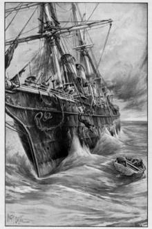 The Ghost Ship by John Conroy Hutcheson