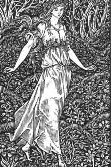 The Wood Beyond the World by William Morris