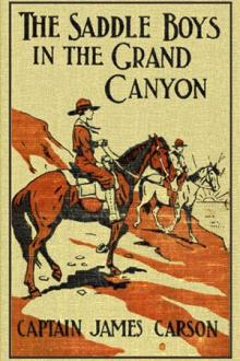 The Saddle Boys in the Grand Canyon by Captain Carson James