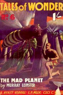 Mad Planet by Murray Leinster