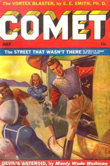 The Street That Wasn't There by Carl Richard Jacobi, Clifford Donald Simak