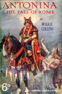 Antonina by Wilkie Collins