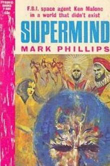 Supermind by Randall Garrett, Laurence M. Janifer
