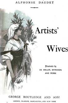 Artists' Wives by Alphonse Daudet