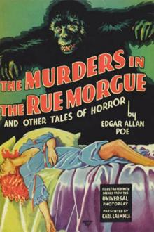 The Murders in the Rue Morgue by Edgar Allan Poe - Free eBook