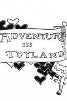 Adventures in Toyland by Edith King Hall