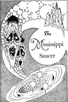 The Mississippi Saucer by Frank Belknap Long