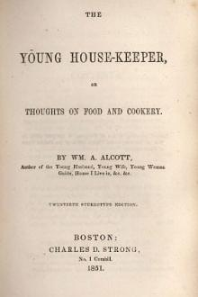 The Young House-Keeper by William Andrus Alcott