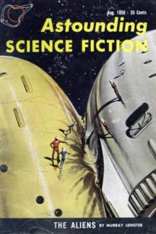 The Aliens by Murray Leinster