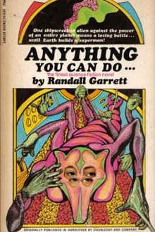 Anything You Can Do ... by Randall Garrett