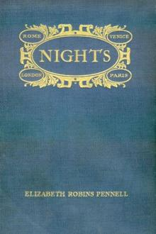 Nights by Elizabeth Robins Pennell