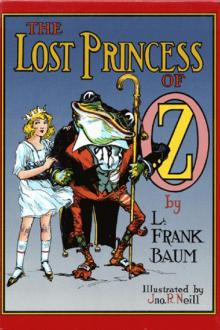 The Lost Princess of Oz by Lyman Frank Baum