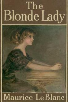 The Blonde Lady by Maurice LeBlanc