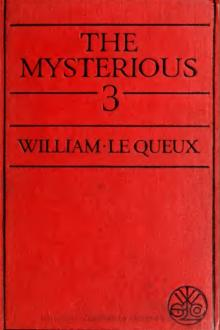 The Mysterious Three by William le Queux