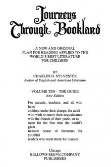 Journeys Through Bookland, Volume 10