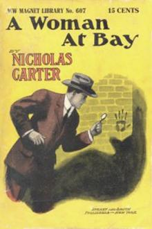 A Woman at Bay by Nicholas Carter