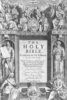 The King James Bible by Various Authors