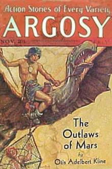 The Outlaws of Mars by Otis Adelbert Kline