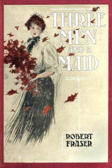 Three Men and a Maid by Robert Fraser
