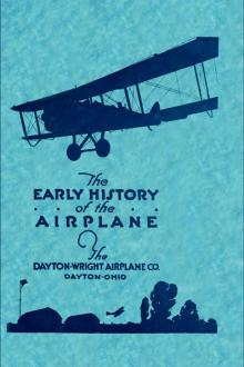 The Early History of the Airplane