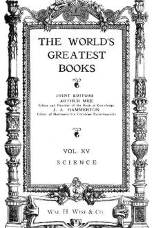The World's Greatest Books – Volume 15 – Science