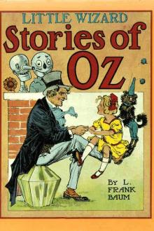 Little Wizard Stories of Oz by Lyman Frank Baum