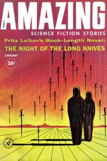 The Night of the Long Knives by Fritz Leiber