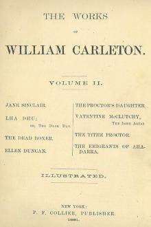The Dead Boxer by William Carleton