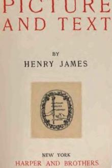 Picture and Text by Henry James