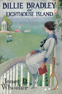 Billie Bradley on Lighthouse Island by Janet D. Wheeler