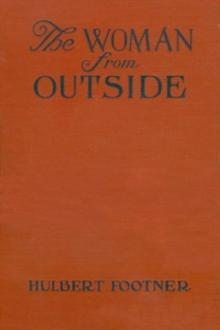 The Woman from Outside by Hulbert Footner
