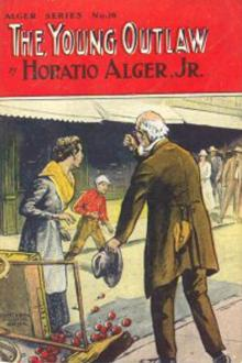 The Young Outlaw by Jr. Alger Horatio