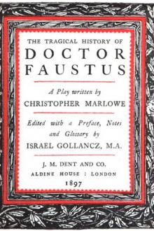 The Tragical History of Doctor Faustus by Christopher Marlowe