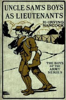 Uncle Sam's Boys as Lieutenants