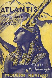 Atlantis: The Antedeluvian World  by Ignatius Donnelly