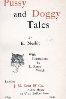 Pussy and Doggy Tales by E. Nesbit