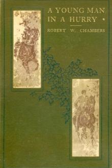 A Young Man in a Hurry by Robert W. Chambers