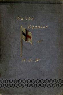 On the Equator by Harry De Windt