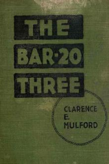 The Bar-20 Three by Clarence E. Mulford
