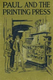 Paul and the Printing Press by Sara Ware Bassett