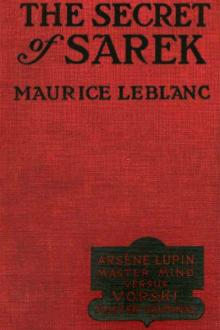The Secret of Sarek by Maurice LeBlanc
